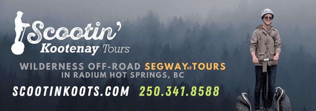 Scootin Kootenay Tours